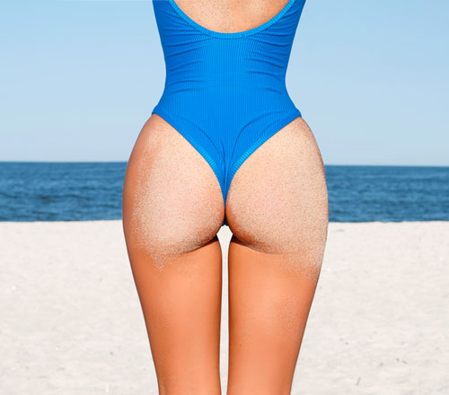 docteur adjadj chirurgie plastique fesses augmentation volume prothèses implants lipofilling injection graisse silhouette brazilian butt lift